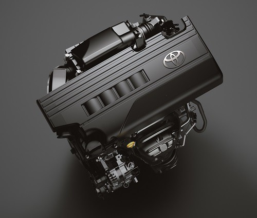 Dual VVT i Engine