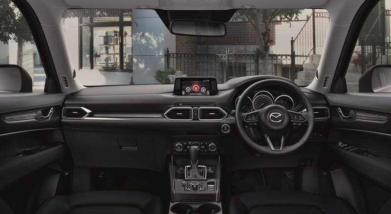 Mazda CX 5 23