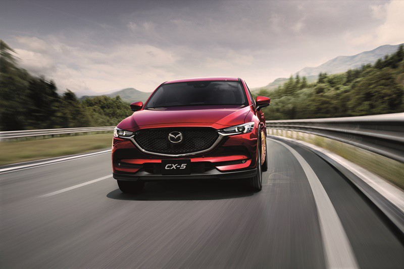 Mazda CX 5 5