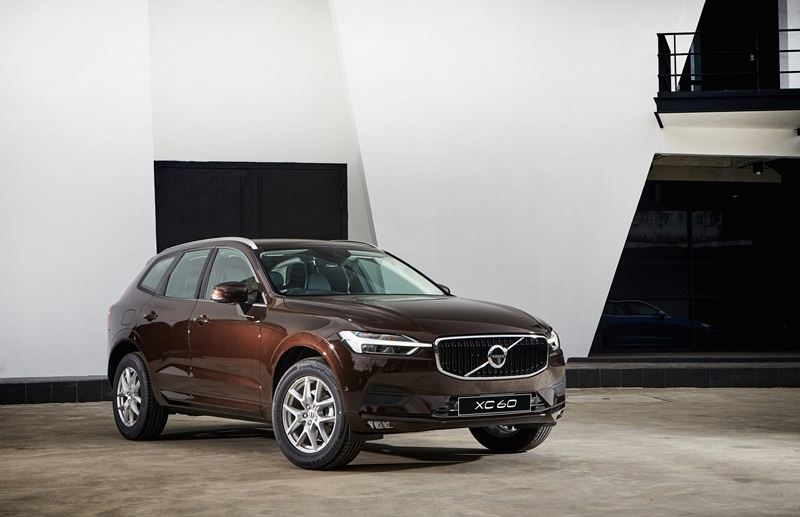 New XC60 D4 AWD 050 RE